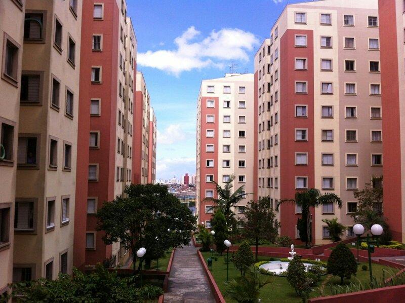 Apartamento Padrão à venda, Vila Bancária, São Paulo