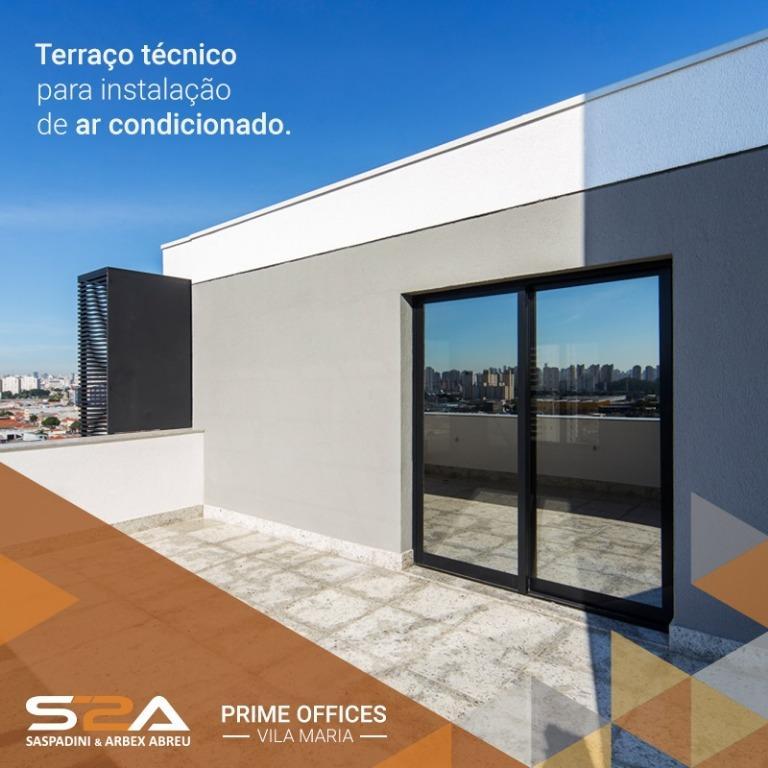 Conjunto Comercial para Venda/Locação - Vila Maria