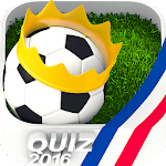 The soccer quiz APK Image
