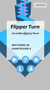 Flipper Turn - screenshot