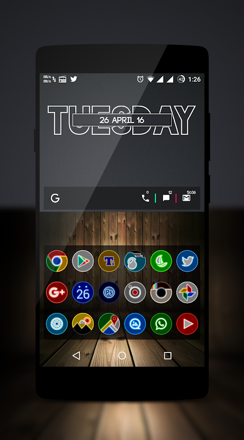 Nekko - Icon Pack Screenshot 3