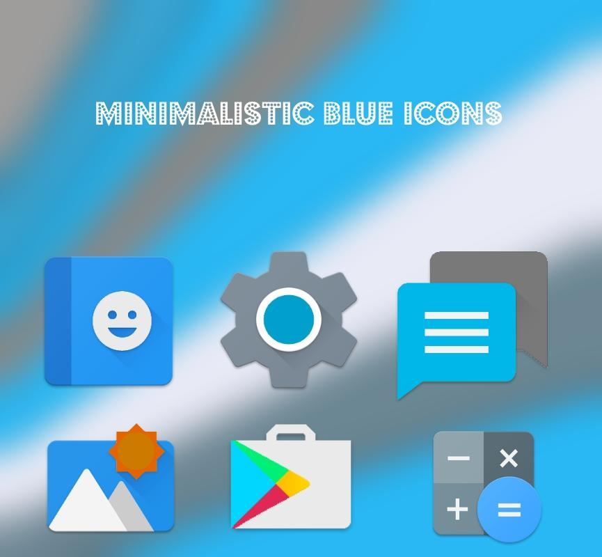 Material Light CM13/12 Theme Screenshot 1