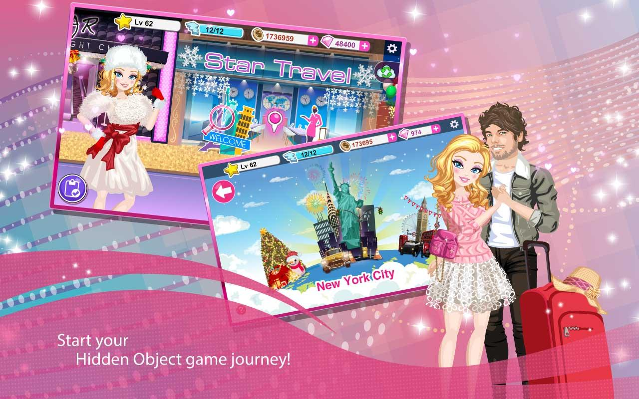 Star Girl: Princess Gala Screenshot
