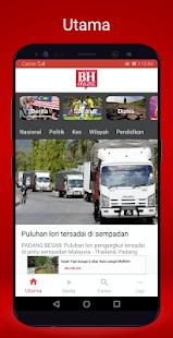 Berita Harian Mobile for pc