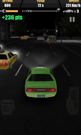 MORTAL Racing 3D screenshot 3