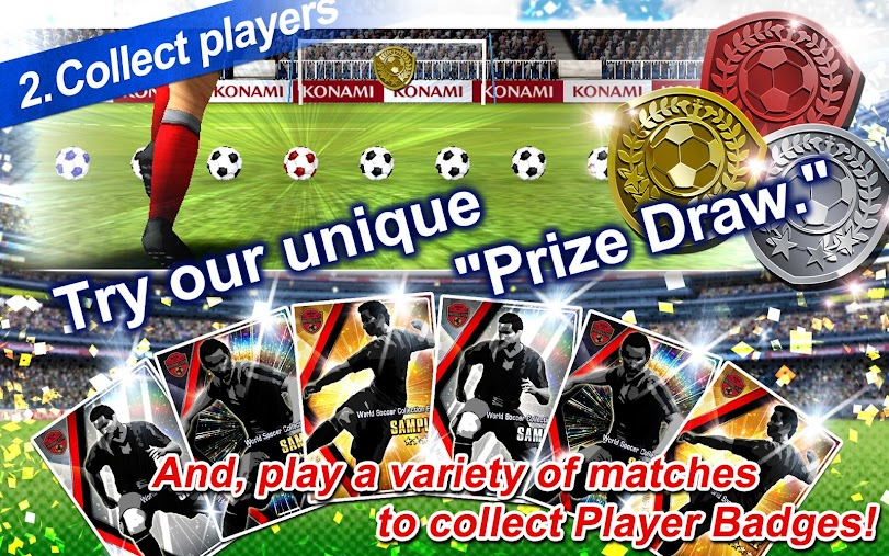 PES COLLECTION APK
