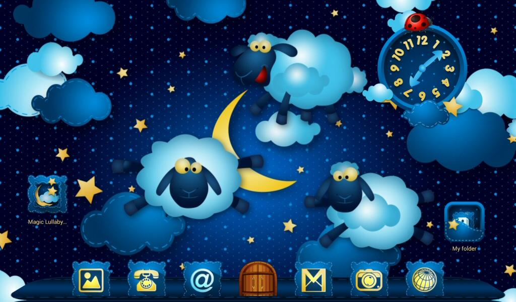 TSF NEXT MAGIC LULLABY THEME Screenshot 10