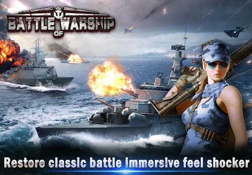 Battle Of Warship: Battleship Naval Warfare APK screenshot thumbnail 1