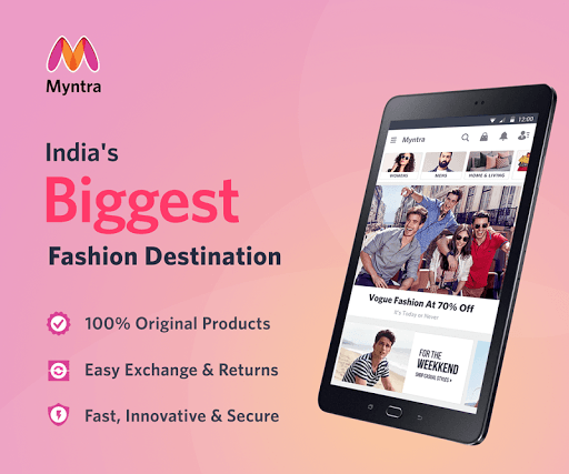 Myntra Online Shopping App screenshot 8