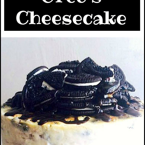 Rich and Creamy Oreo Cheesecake