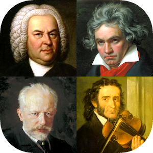 Famous Composers of Classical Music: Portrait Quiz