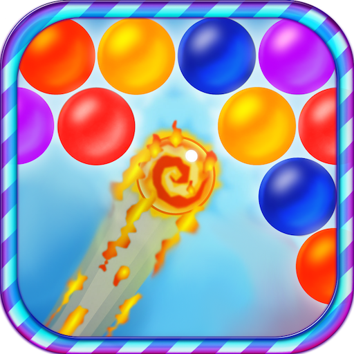 King Bubble Crush Game (game)