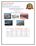 Best of Rajasthan Tour, Golden Triangle Tour with Rajasthan