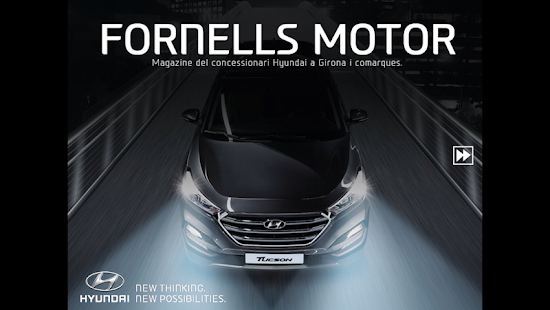 Fornells Motor - screenshot