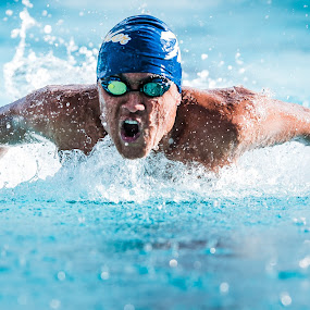 Win. by Timothy Horng - Sports & Fitness Swimming ( mp, dv, kyrene, pool, swim, fishbowl, dvhs, mphs, swimming )