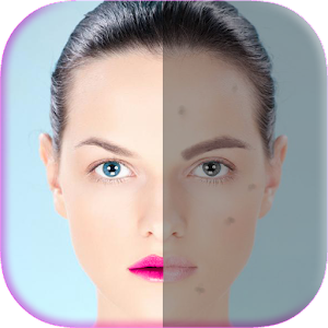 Face Makeup - Makeover Editor