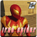 Vtips Iron Spider Man 2 APK for Bluestacks