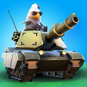 PvPets: Tank Battle Royale For PC (Windows & MAC)