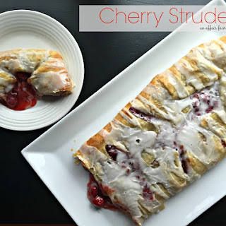 Cherry Strudel Pastry Recipes
