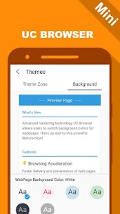 App UC Mini - UC Browser New Guide APK for Windows Phone