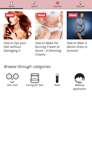 Beauty tips for skin & hair For PC