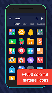 Ango - Icon Pack Screenshot