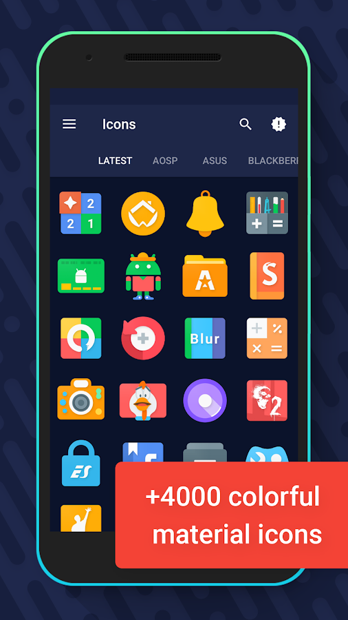 Ango - Icon Pack Screenshot 3