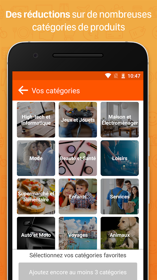 Radins.com – Mes bons plans Screenshot 2
