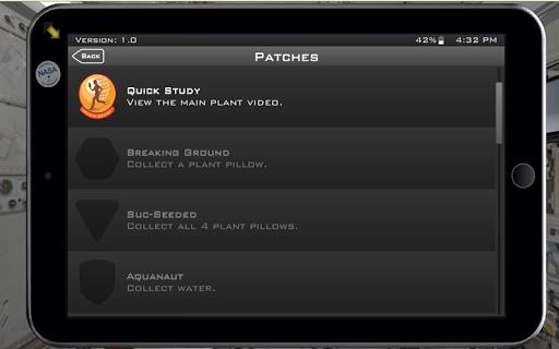 NASA Science Investigations: Plant Growth screenshot 6