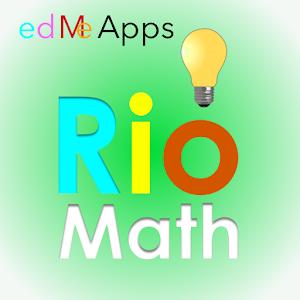 Cover art EdMe Rio Math - MS