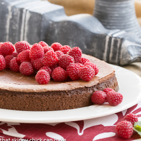 Chocolate Chestnut Torte With Chocolate Cognac Mousse Recipes ...