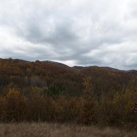 Време by Georgi Kolev - Novices Only Landscapes ( небе., цветове., есен., поляни., гори., планини. )