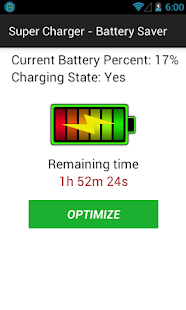 Super Charger - Battery Saver - screenshot