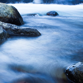 Water & Stone by Bogdan Moiceanu - Nature Up Close Rock & Stone