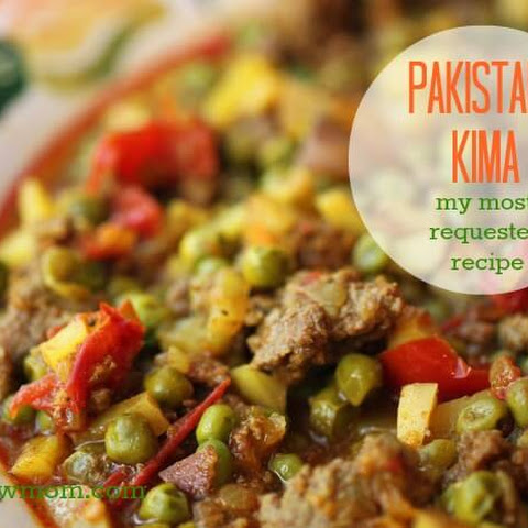 My Most Requested Recipe – Pakistani Kima (Beef Curry w/ vegan option)