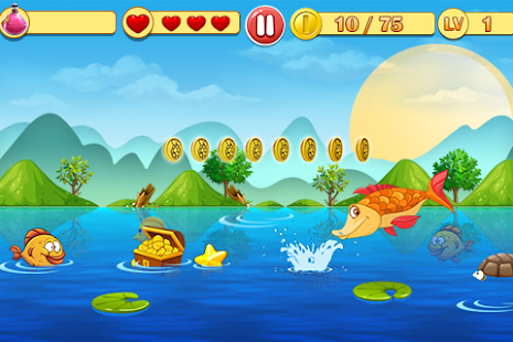 game feeding frenzy  ocean fighting apk for kindle fire