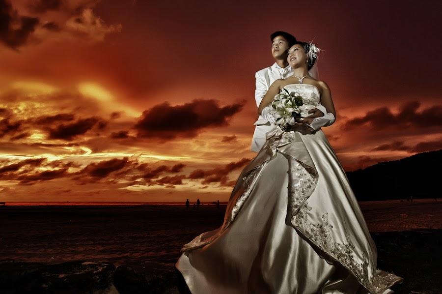 by Filex De Randy Indra - Wedding Bride & Groom