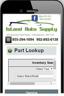 Island Auto Supply - screenshot