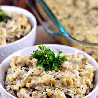 Healthy Chicken Wild Rice Casserole Recipes