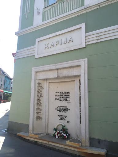 Tuzlanska Kapija Memorial
