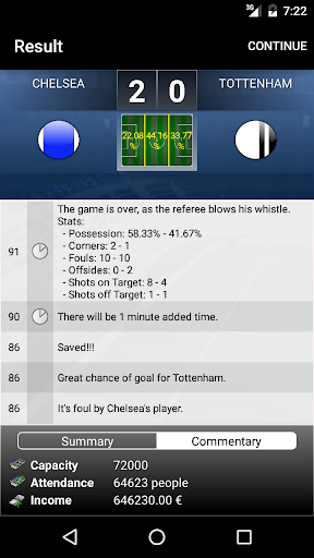 IClub Manager 2 - screenshot