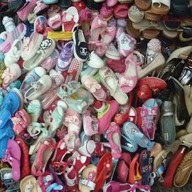 shoes by Brigitte Vandermeersch - City,  Street & Park  Markets & Shops