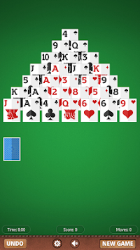 Pyramid Solitaire 401480 APK screenshot thumbnail 7