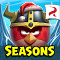 Game Angry Birds Seasons version 2015 APK