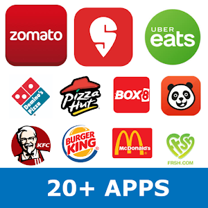 All in one food ordering app - Order food online For PC / Windows 7/8/10 / Mac – Free Download
