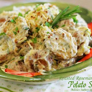 Red Skin Potato Salad Parmesan Recipes