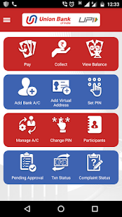 Download Union Bank UPI App APK for Android Kitkat