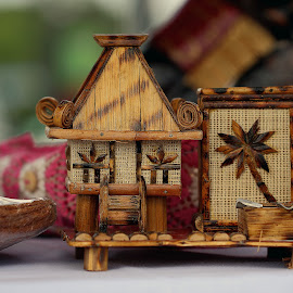 Handcrafted artistic objects from the Philippines  by Abbey Gatto - Artistic Objects Other Objects