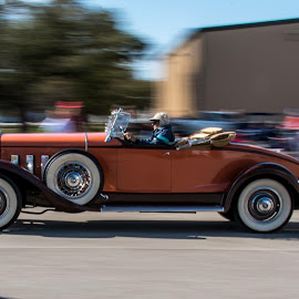 Vintage car by Austin Neelankavil - Transportation Automobiles ( pann )