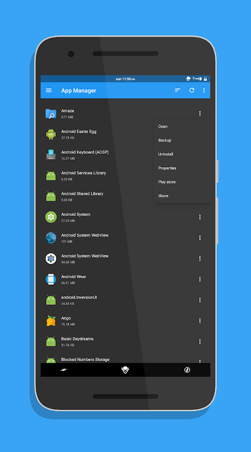 Amaze File Manager Screenshot 2